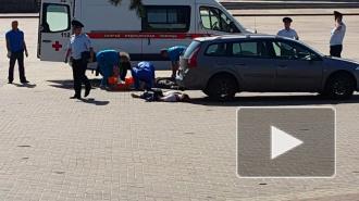 Появилось видео с места стрельбы в Белгороде
