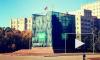 Новости Украины: на месте памятника Ленину в Харькове подняли флаг Новороссии