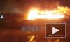 Пожар на теплоходе на Нагатинской набережной в Москве локализован