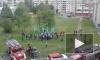 Из горящего дома на Энтузиастов эвакуировали 60 жильцов