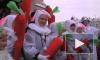 Дед Мороз и зайцы проедут  по Петербургу