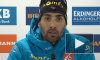 Мартен Фуркад выиграл индивидуальную гонку на ЧМ по биатлону