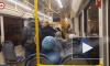 Женская драка в казанском трамвае попала на видео