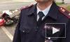 В Тосненском районе грузовик столкнулся с мопедом