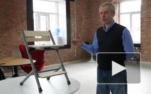 Петербургский врач придумал инновационный стул, способный спасти школьников от болезней