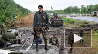 Новости Новороссии: армия Украины потихоньку пропивает свой боезапас – местные СМИ