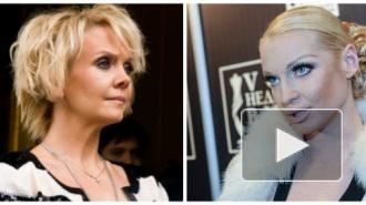 Скандал в шоу-бизнесе: Валерия и Волочкова схлестнулись из-за Украины