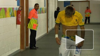 ФИФА разберется с трусами Неймара