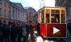 """По """"Улице Жизни"""" пошел блокадный трамвай"""