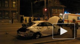 Авария на Сенной площади, Нижний Новгород 08.04.2014: 17-летний парень и девушки 18, 19 лет погибли