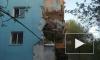 В Саратове обрушилась часть жилой пятиэтажки