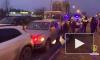 Маршрутка попала в ДТП на Вербной: есть пострадавшие