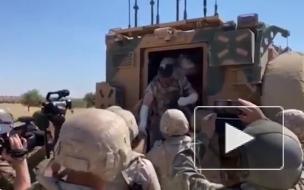 Сирийская армия накрыла артиллерией позиции боевиков на юге Идлиба