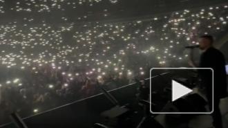 Концерт Басты в Петербурге собрал тысячи человек вопреки пандемии