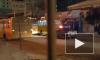 В центре Екатеринбурга столкнулись автобус и троллейбус