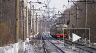 Петербурженка погибла, попав под электричку
