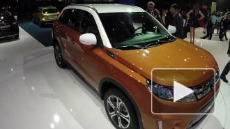 """""""Парижский автосалон 2014"""": появились первые впечатления от Suzuki Vitara"""