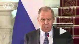 Лавров: украинские власти ведут войну против собственного народа