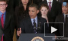 Речи Барака Обамы превратили в матерный рэп