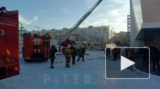 """ТЦ """"Монпансье"""" на Шаврова эвакуировали из-за пожарной тревоги"""