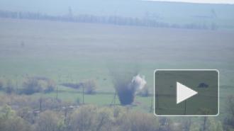 На Украине заявили о приказе штрафовать солдат за ответный огонь в Донбассе
