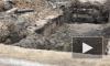 На Среднеохтинском проспекте нашли фундаменты зданий 17-го века