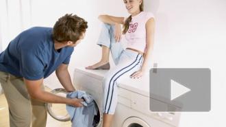 В США пятилетняя девочка 5 минут крутилась внутри стиральной машины вместо белья, малышка в больнице