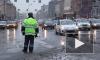 ДТП в Санкт-Петербурге: две иномарки убили пешехода на Космонавтов, на Кондратьевском сбили девушку