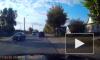 """Жуткие кадры из Кузнецка: Спешащего в школу ребенка сбили на """"зебре"""""""