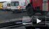 СК проводит проверку по факту ДТП на Колпинском шоссе