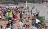 В парке 300-летия Санкт-Петербурга активно отпраздновали День России
