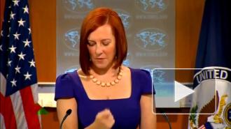 Джен Псаки: я стала объектом атак со стороны российской пропаганды