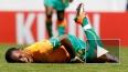 Чемпионат мира 2014, Греция – Кот-д'Ивуар: пенальти ...