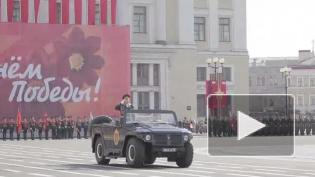 Кичеджи: Проблем с празднованием Дня Победы в Петербурге нет
