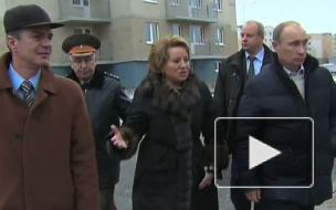 Квартал за год. Рекорд строителей оценил Владимир Путин