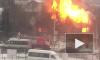Видео: В Колтушах полностью сгорел частный дом