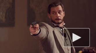 """""""Господа-товарищи"""": на съемках 3, 4 серий Домогаров отказался от дублеров и сам выполнил сложные трюки"""