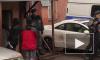 Под Орлом сотрудник ГИБДД жестоко избил пассажира легковушки