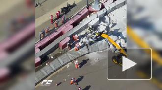 """Видео: На """"Формуле-2"""" в Сочи произошла серьезная авария с возгоранием"""