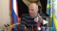 Герой России назвал причину крушения Су-27 в Черном море
