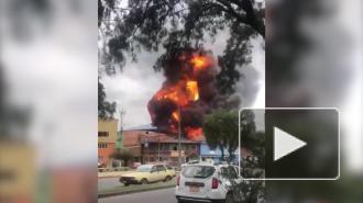СМИ: в Боготе произошел взрыв