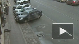 Сбил пешехода и скрылся с места происшествия. ДТП У Гостиного двора