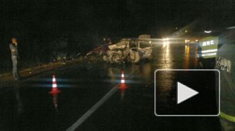Пять человек погибли в ДТП под Челябинском