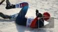 Гафарова, сломавшего лыжу в драматичном лыжном спринте, ...