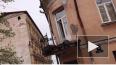 Видео: фура снесла балкон исторического дома на одной ...