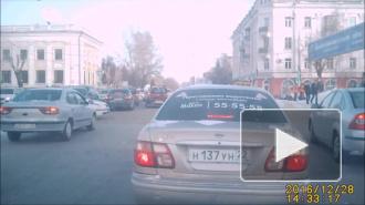 ДТП в Барнауле.