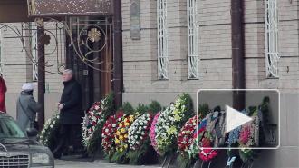 Похороны жены Яковлева прошли в стороне от чужих глаз