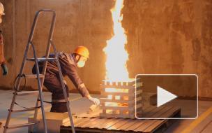 Госстройнадзор проверил систему противопожарной защиты в ЖК на Октябрьской набережной