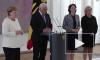 Меркель вновь стало плохо: канцлера начало трясти на встрече с президентом