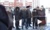 Митинг в поселке Тельмана 28.01.2012